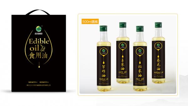 乐福豆油效果图
